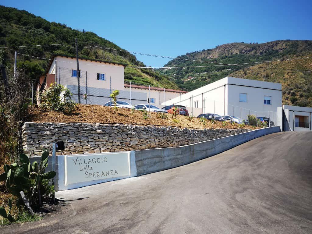 """Benvenuti al """"Villaggio della Speranza"""""""